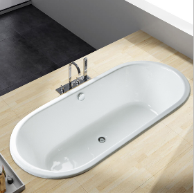 嵌入式铸铁浴缸