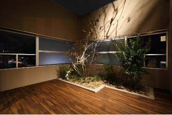 越秀木-AH室内外地板和墙板