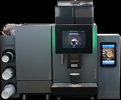 智能咖啡机非现金支付解决方案