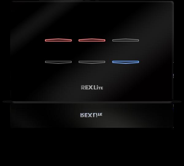 智能燈控觸控開關 -三切 | ML-3