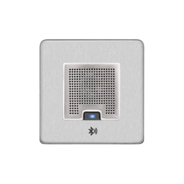 Screwless Flat Profile Wall mounted Bluetooth Speaker