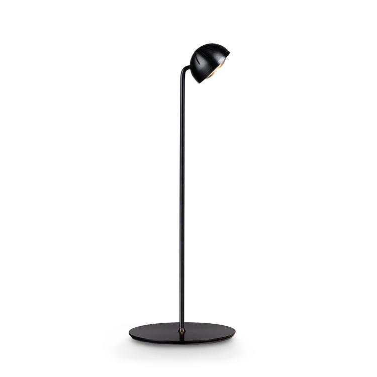 现代简约透镜台灯