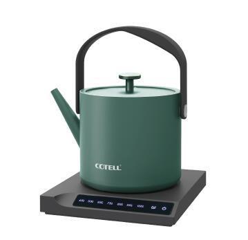 COTELL肯特不锈钢电热水壶