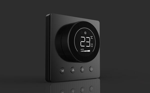 旋钮温控器