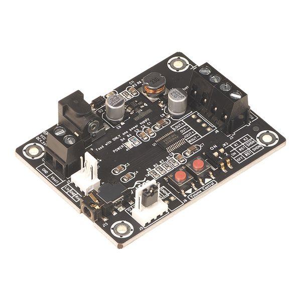 2 x 2W D类音频功率放大器