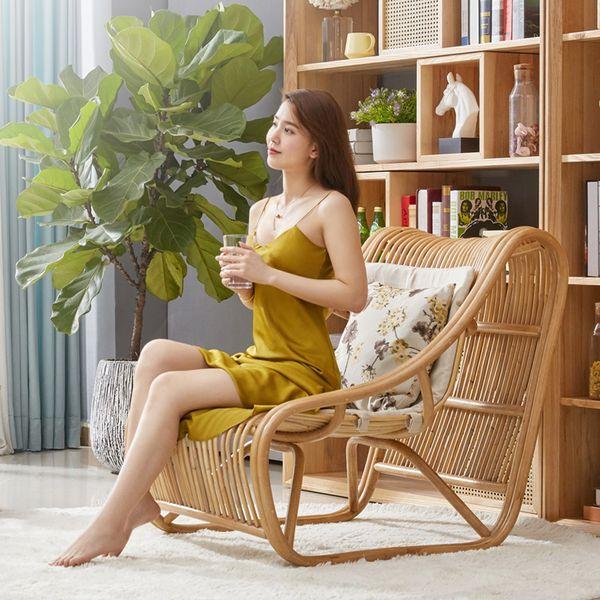 休闲藤椅躺椅沙发椅