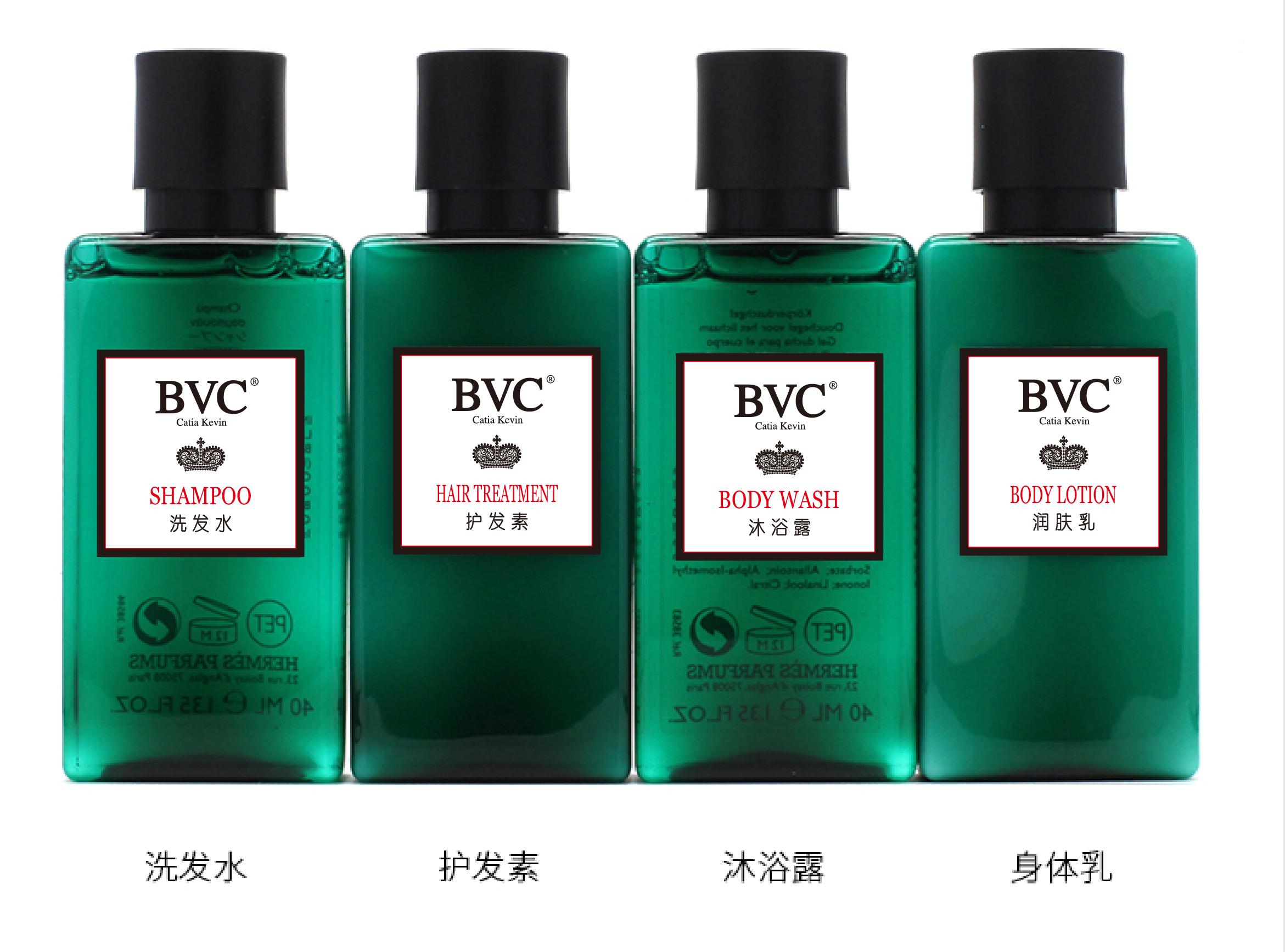 BVC酒店用洗护沐乳