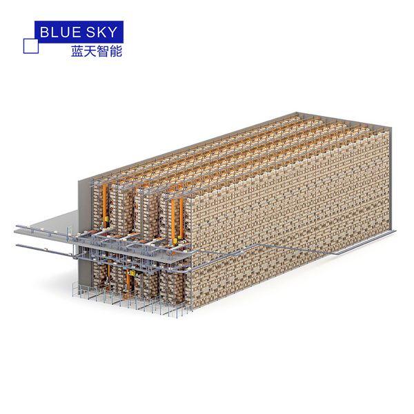BLUE SKY蓝天智能——立库