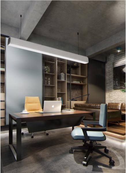 LED 室内吊灯 酒店 办公 工程/空间照明设计