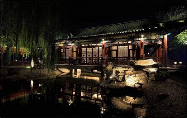 景观建筑照明设计