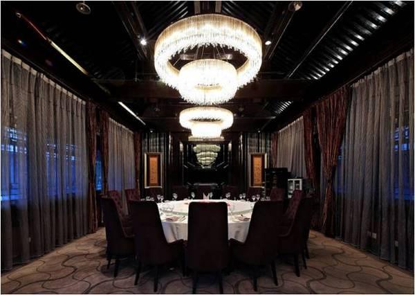 餐饮空间照明设计