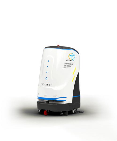 智能吸尘机器人(TCR-S500)