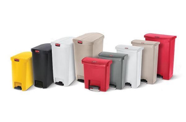 Streamline 塑料踏板式垃圾桶