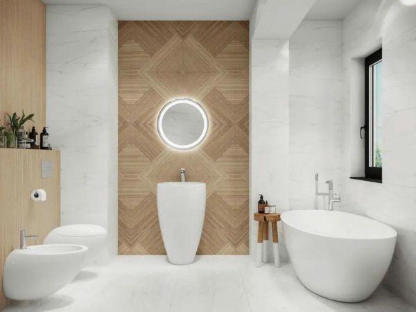 """同一个浴室居然有12种不同的设计风格?是谁在""""搞花头""""?"""