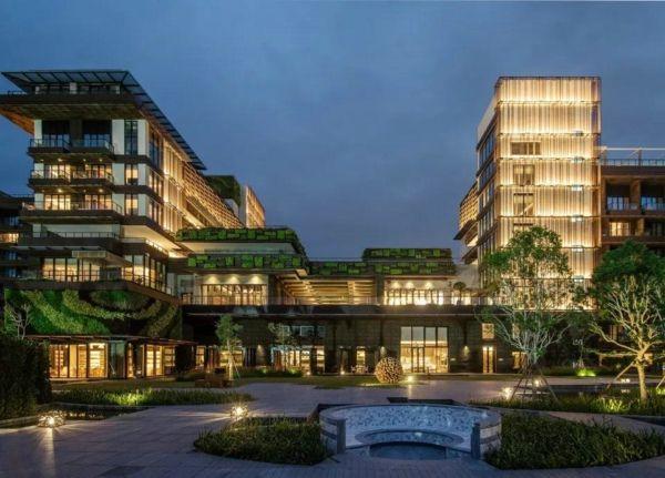 备受瞩目的5家奢华酒店灯光赏析 每家都超有料!