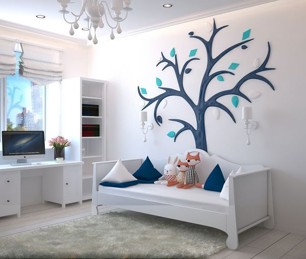 墙面装修材料如何挑选?墙面装修贴不贴瓷砖?