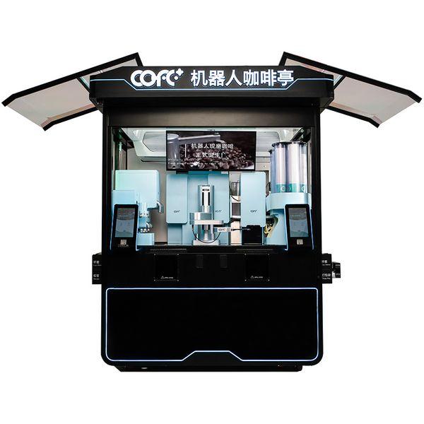 COFE+机器人现磨咖啡