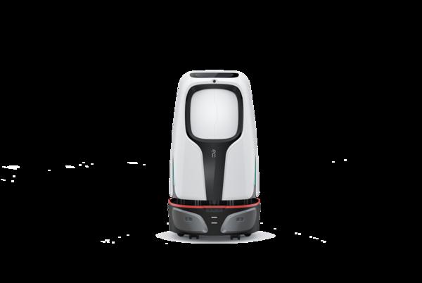 洛必德酒店服务机器人