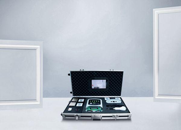 智能充电桩展示箱