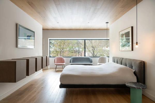 多伦多这家住宅将画廊搬进家中  让艺术照进了生活