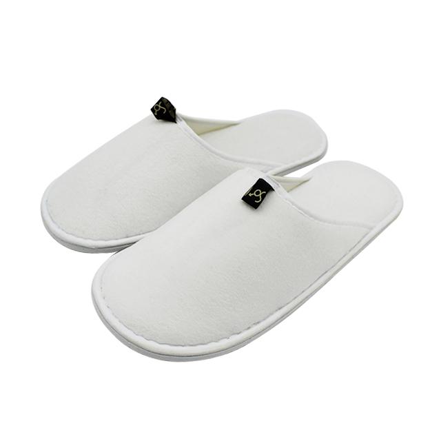 一次性酒店拖鞋流行的刺绣可定制标志拖鞋温泉酒店拖鞋