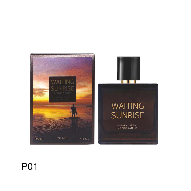 等待日出男士香水