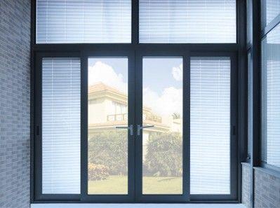 博林门窗-BL146系列 带百叶门