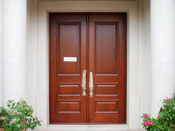 别墅进户门-01