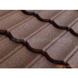 彩石金属瓦Roofing tiles