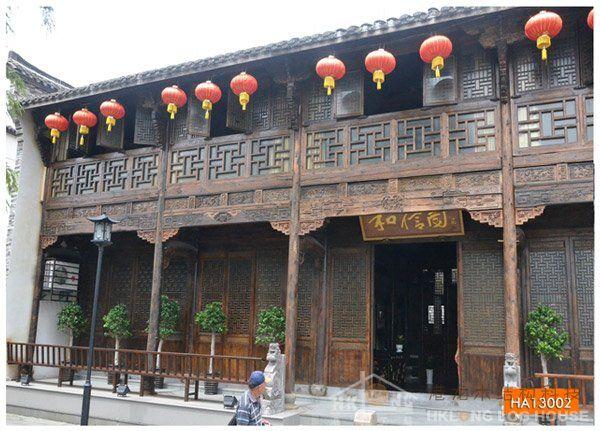 中式木结构系列-13002
