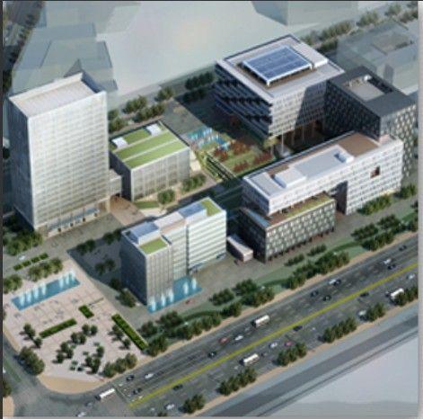 杭州新加坡科技园区一期B(SHSTP Phase1B)