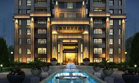 上海绿庭休闲广场商品住宅