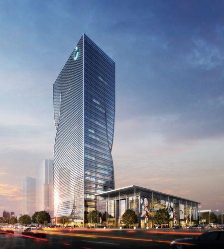 淮安产业大厦