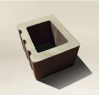 宝博特-矩形陶百叶